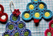 Navidad al crochet