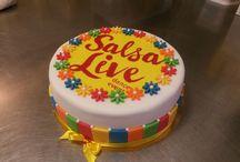 Dorty na přání / Připravujeme dorty na přání zákazníků na různé akce, firemní večírky či výročí.