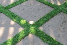 brick and grass1