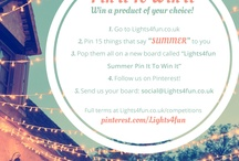 Lights4fun summer pin it to win it