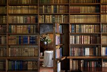 Just Because I Love Bookcases......... / by Malinda Balentine