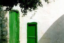 πόρτες doors