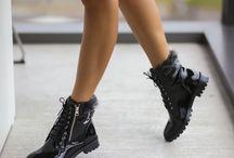Incaltaminte / De la sandale la pantofi, de la eleganta la casual !