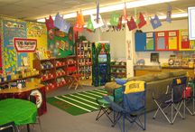 Classroom 'Theme' Decorations & Ideas / by Deb Enlow
