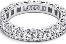 Tacori Wedding Rings / Tacori Wedding Rings