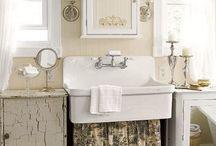 Home - Powder Room & Bath Organization Ideas