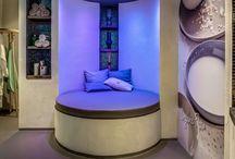 KABAZ - Wellness Experience Centre / Zakelijk project ontworpen door de architecten en stylisten van KABAZ.