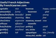 """French 8 Descriptions with Etre / adjectives, the verb """"to be"""""""