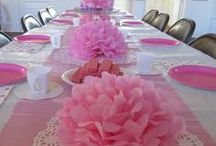 Little girls birthday ideas