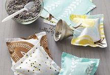 SEW: Scented Sachets