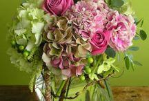 Flowers bouquet / Λουλούδια