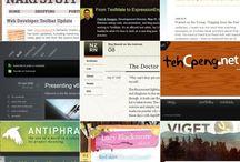 Diseño Web / by Mariana Vidakovics De Victor