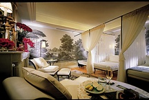 The World's Best Spas / We have visited all of these, on a quest to find the very best for you. For more, see our site at http://www.thepurplepassport.com or our companion blog http://diary.thepurplepassport.com / by The Purple Passport