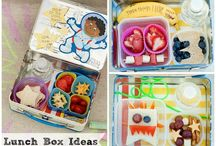 Lunch box ideas  / For children