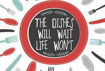 the dishes n life