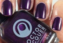 Doctor Lacquer Swatches