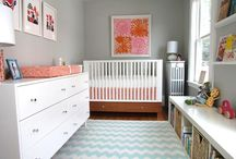 Modern nursery  / by Kelly Jones