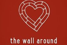 The Wall Around Your Heart  by Mary DeMuth / Have you built walls around your heart? Do you need God's help to tear them down? Book Coming October