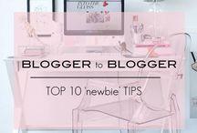 Blogging/Vlogging