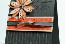 Cards Thinking of You / Cards for someone the sender has on her/his mind. / by Debbie Will
