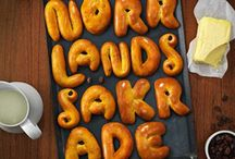 FOOD LETTERS