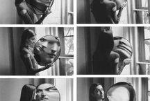 Duane Michals / Staged Photography