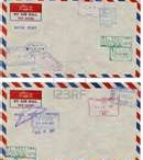wedding themes - vintage airmail / travel inspirations / The best of Airmail / Vintage Postage inspirations for wedding stationery & invitations / by r3mg:: creative boutique