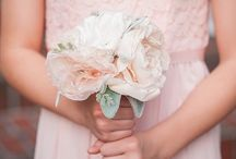 Bouquets / Bridal and bridesmaid bouquets