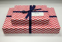 Wrapping Gifts, Ideas / a new way to wrap gifts and many ways also / by Debi J Adomeit
