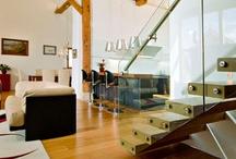 Wooden floors / Beautiful rooms with wooden floors perfect for underfloor heating.