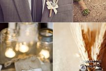 Rustic Elegance / by Toni Chandler Flowers & Events