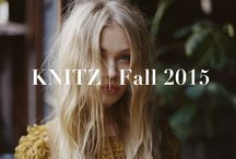Fleetwood Canyon / Fall KNITZ 2015   Inspired by dreamy afternoon lighting in 70's photos, these pieces are perfect for hair-twirling afternoons and scandalous moonlight adventures. With fringe details and oversized silhouettes, this collection begs to put a record on and shake it out.