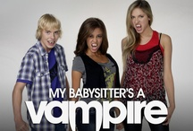My Babysitter's a Vampire <3 / We love this show! And we can connect to it in real life.... :) / by Emma
