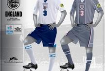 Euro 1996 kit