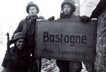 101st Airborne Division / 101st US Airborne Division during the Battle of the Bulge (Ardennes Offensive 1944-1945)