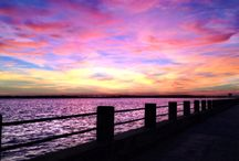 Sunset Project - Charleston Sunset and Sunrises / by Aly Murphy