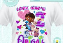 Doc McStuffins Party / Pins for Doc McStuffins bithday party ideas and printables.