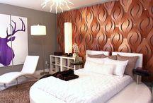 Bedroom ideas / Bedroom