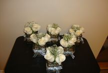 Center Piece Ideas / When your ispiration is just Love...!