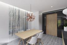 Apartamenty Baltiq Plaza / Przeznaczone   pod   wynajem   apartamenty   zlokalizowane   w   obecnie   jednym   z   najbardziej prestiżowych budynków Gdyni. Zastosowanie nowoczesnych w formie mebli oraz oświetlenia w połączeniu z modnymi kolorami oraz pięknym fakturowaniem ścian sprawiają, że ekskluzywne wnętrza dostosowane są do wymagań najbardziej wymagających klientów.
