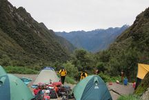 inca trail / by Caitlin Higgins