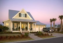 Coastal Exterior Inspiration  / by Nancy Stoller