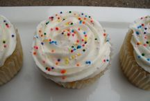 DAIRY FREE WHITE CUPCAKE AND FROSTING RECIPE