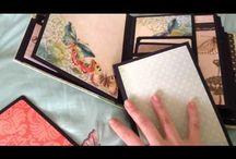 Kathy Orta Mini Album (Mariposa papers)