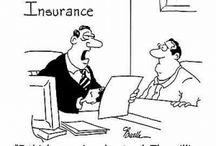 Insurance humor / Sometimes you just have to laugh