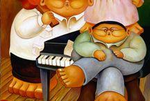 GROSSES NANAS : ALBERTO GODOY ! / ART / by nicole kaisin