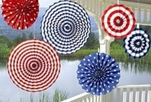 4th of July decorations / by Patricia Richardson