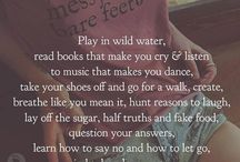 Quote - How to Live