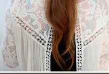 Long hair styling ideas