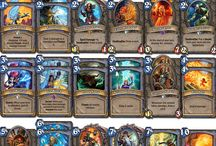 Hearthstone - Mage Decks